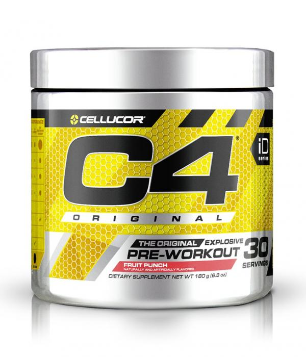 C4® Original Pre-workout