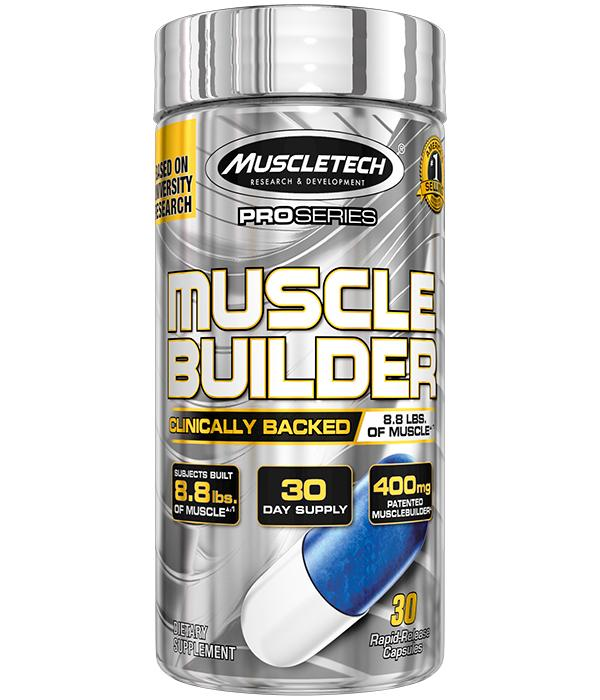Muscle Builder Pro Series